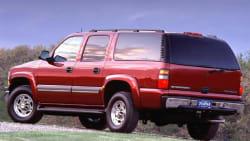 2003 Suburban 1500