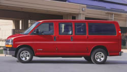 (LS) Rear-wheel Drive G2500 Passenger Van