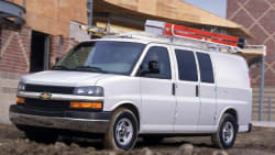 (Base) Rear-wheel Drive G2500 Cargo Van