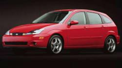 (SVT) 4dr SVT Hatchback