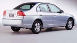 (Hybrid) 4dr Sedan