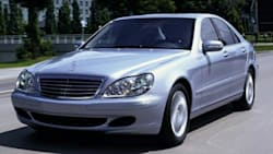 (Base) S500 4dr All-wheel Drive Sedan
