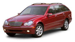 (Base) C320 4dr Rear-wheel Drive Station Wagon