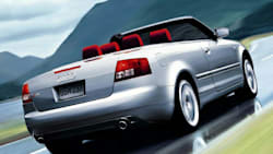 (Base) 2dr All-wheel Drive Quattro Cabriolet