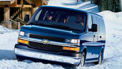 (Base) All-wheel Drive G1500 Passenger Van