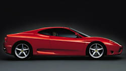 (Berlinetta) 2dr Coupe
