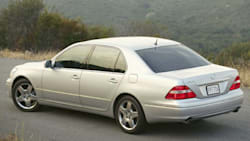 2005 LS 430