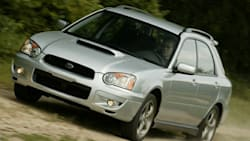 (2.5TS) 4dr All-wheel Drive Wagon