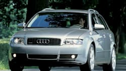 (3.2 Avant) 4dr All-wheel Drive Quattro Station Wagon