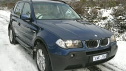 (2.5i) 4dr All-wheel Drive