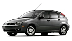 (ZX5 S) 4dr Hatchback