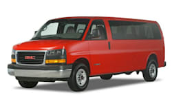 (Standard) All-wheel Drive G1500 Passenger Van