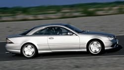 (Base) CL55 AMG 2dr Coupe