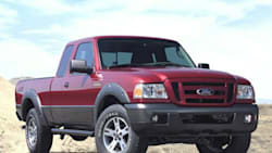 (FX4 Off-Road) 2dr 4x4 Super Cab Styleside 6 ft. box 125.7 in. WB