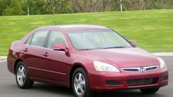 2006 Accord Hybrid