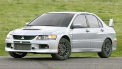 2006 Lancer Evolution