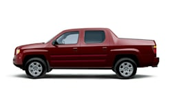(RTX) 4x4 Crew Cab 122 in. WB