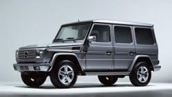 (Base) G500 4dr All-wheel Drive