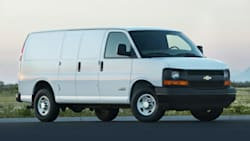 (Work Van) Rear-wheel Drive G1500 Cargo Van