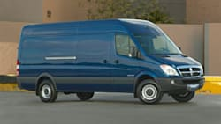 (High Roof) Cargo Van 170 in. WB