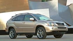 2008 RX 400h