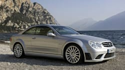 (Base) CLK63 AMG Black Series 2dr Coupe