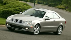 (Base) CLK350 2dr Coupe