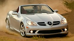 (Base) SLK350 2dr Roadster