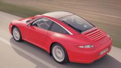 (Targa 4S) 2dr All-wheel Drive Coupe