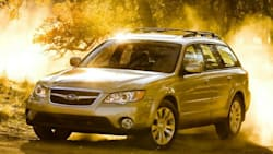 (2.5 i L.L. Bean Edition) 4dr All-wheel Drive Station Wagon