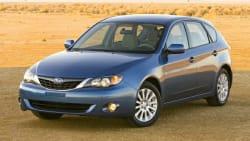 (2.5i) 4dr All-wheel Drive Hatchback