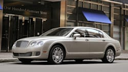 2012 Continental Flying Spur