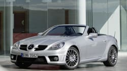 (Base) SLK55 AMG 2dr Roadster