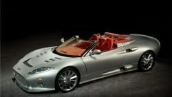 2009 C8 Spyder