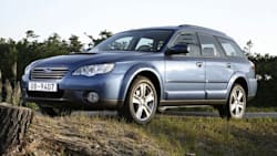 (2.5XT Limited) 4dr All-wheel Drive Wagon
