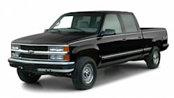 (LS) 4x4 Crew Cab 154.5 in. WB HD