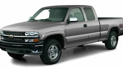 (LS) 4dr 4x4 Extended Cab 8 ft. box 157.5 in. WB