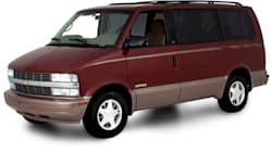 (LT) All-wheel Drive Passenger Van