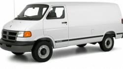 2000 Ram Van 2500