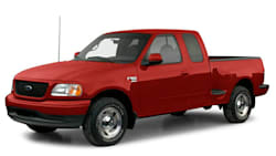 (XLT) 4x4 Super Cab Flareside 138.8 in. WB