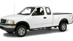 (XL) 4x4 Super Cab Styleside 138.8 in. WB