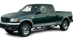 (Lariat) 4x4 Super Cab Flareside 138.8 in. WB