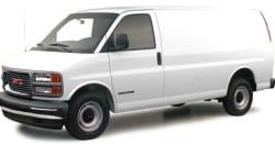(Standard) G1500 Cargo Van