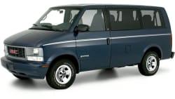 (SL) Rear-wheel Drive Passenger Van