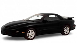 (Trans Am) 2dr Coupe