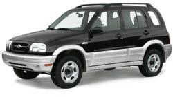 2000 Grand Vitara