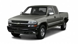 (LT w/Onstar) 4x4 Extended Cab 6.6 ft. box 143.5 in. WB