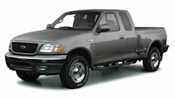 (XL) 4x4 Super Cab Styleside 157.4 in. WB