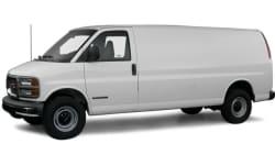 (Standard) G2500 Extended Cargo Van