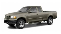 (XL) 4x4 Super Cab Flareside 139 in. WB